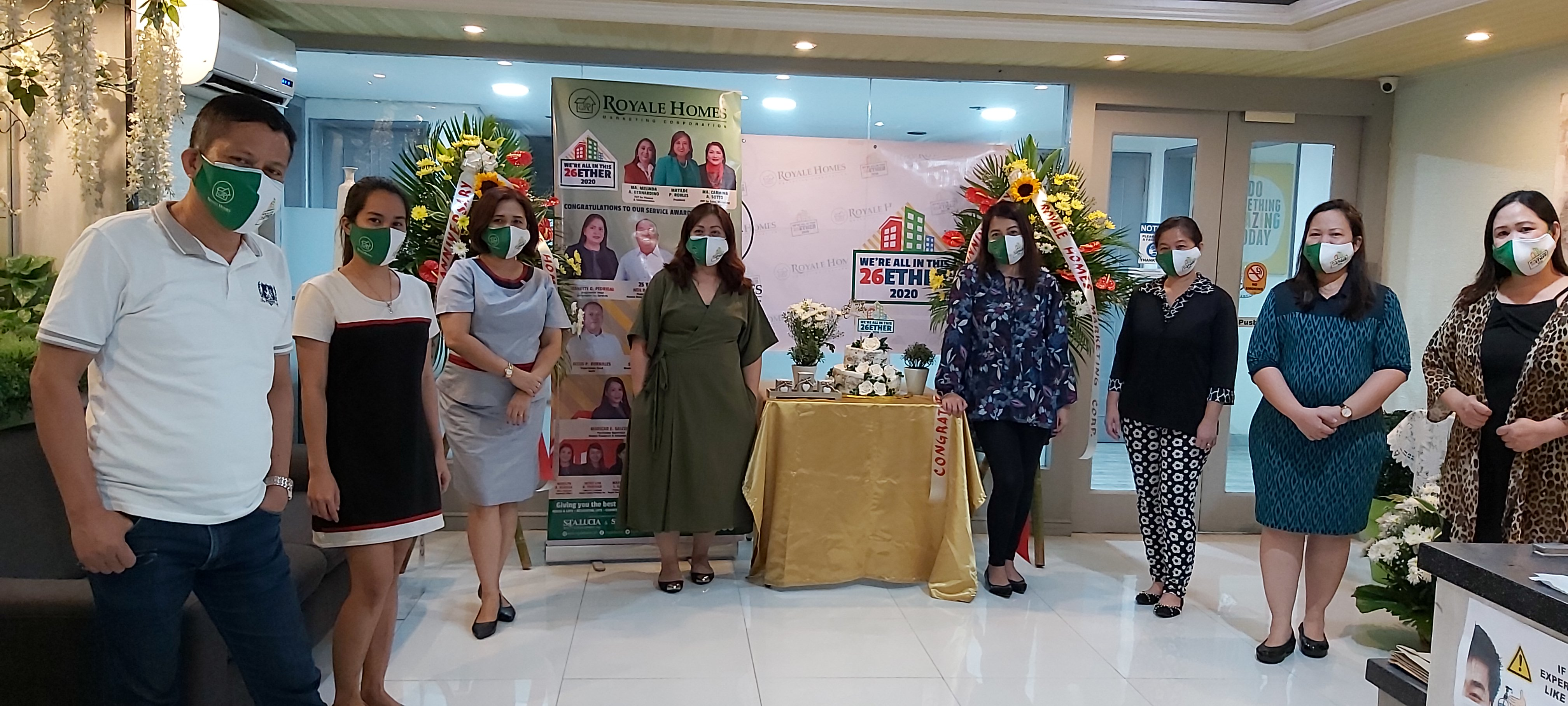 RHMC stands strong amid the pandemic